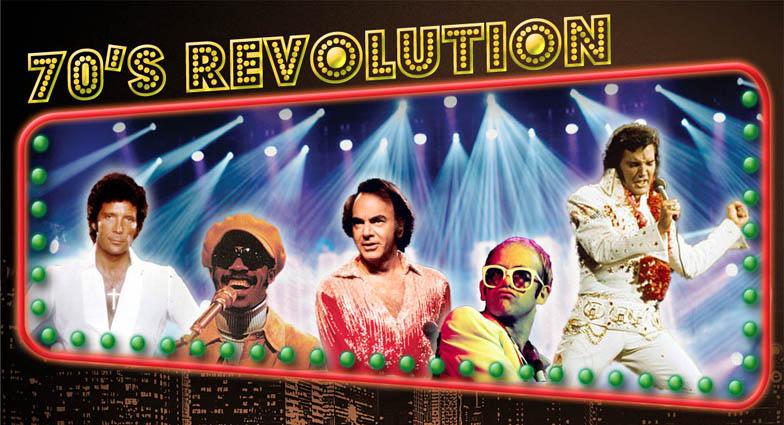 70s Revolution – Andrew Martin Music